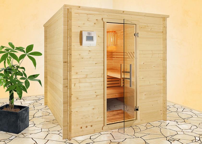 bygge badstue ute